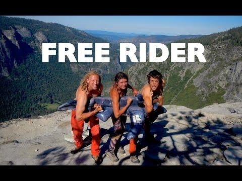 Free climbing El Cap
