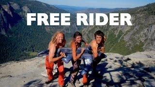 Freerider - Free climbing El Cap