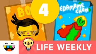 Where Are All The Beds in Toca Life: City?! | Hey I Didn't Know That Show | Episode 4 | @TocaBoca