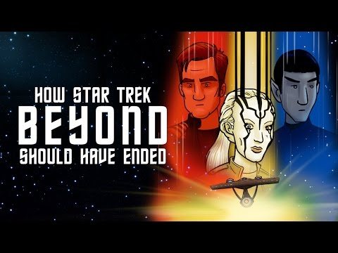 Thumbnail: How Star Trek Beyond Should Have Ended