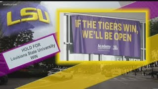 New Orleans businesses get ready for CFP National Championship
