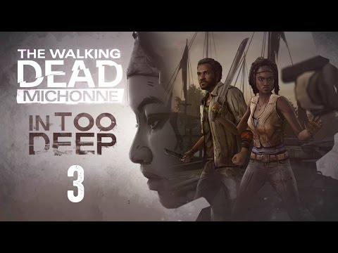 THE WALKING DEAD: MICHONNE | In Too Deep - Episode 1 Part 3 (The Capture)