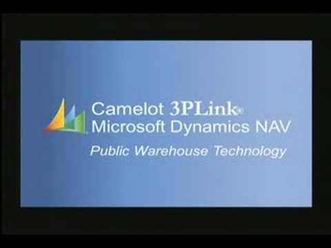 Camelot 3PL software