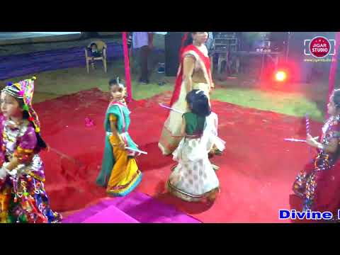#GARBA Dance - Navratri Special - Latest New Gujarati Song 2019 - Mata Ji Bhajan - Sanchore Live