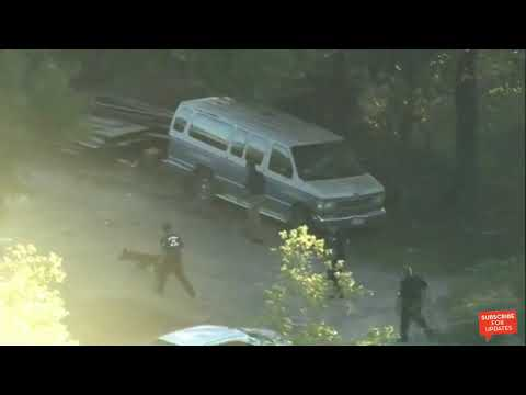 #police #chase #suspect #car chase    houston police arrest a shase suspect in the village