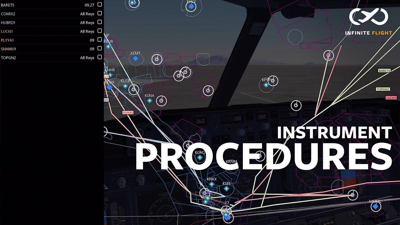 Instrument Procedures Tutorial
