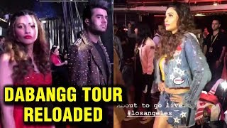 Daisy Shah Live Performance In Dabangg Tour Reloaded Chicago