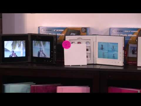 TruView Digital Photo Albums: Store thousands of photos - CE