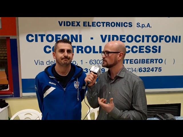 Videx VS Gioia del Colle: l'intervista pre-gara al coach