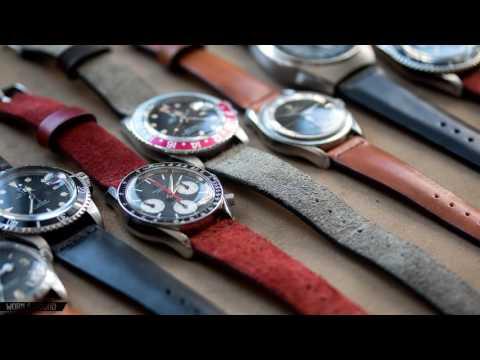 Introducing High Craft Watch Straps by worn&wound