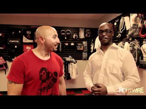 Doug Risher talks Sept 10th fight
