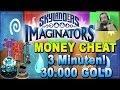 SKYLANDERS IMAGINATORS - Schnell Gold Sammeln | Money Cheat / Gold Trick