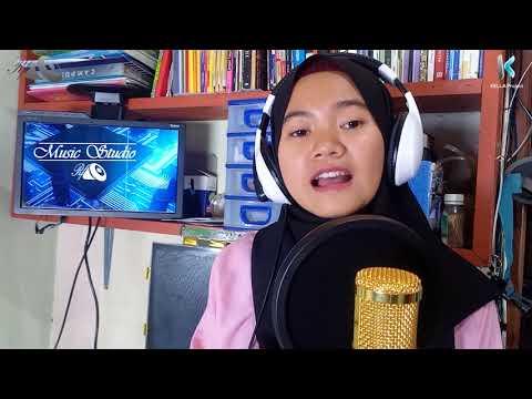 Edcoustic - Sebiru Hari Ini - Cover By Ummu Syifa