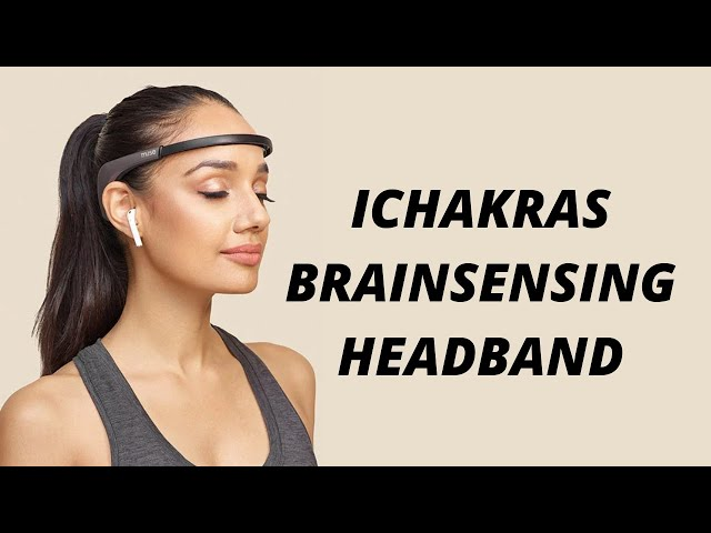 Muse: iChakras Brainwave sensing headband, tracking meditation
