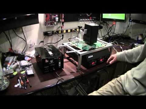 ACHI IR-3 Rework Station - nice manual IR unit.