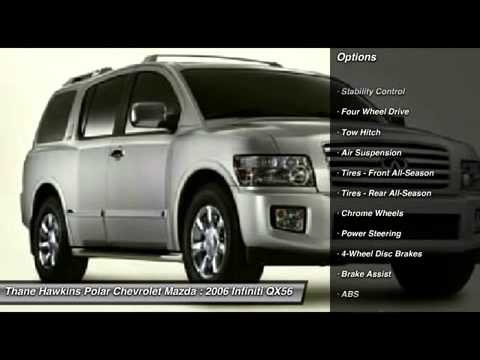 2006 Infiniti Qx56 White Bear Lake Mn 24230 Youtube