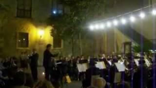 """Una Voce poco fa - Brass Band """"M. Randisi"""" Santa Lucia del Mela Sicily Eb Trumpet solo Santino Torre"""