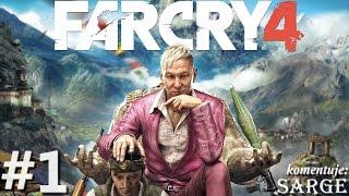 Zagrajmy w Far Cry 4 [PS4] odc. 1 - Wielka przygoda w regionie Kyrat