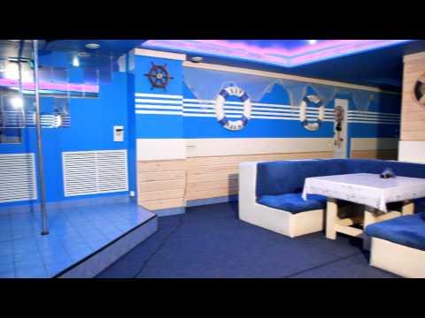 VIP Sauna синий номер