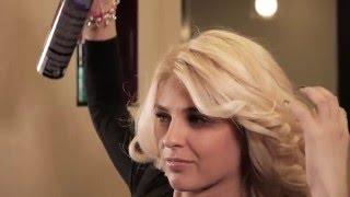 Наръчник за коса / Как да си направим небрежен кок