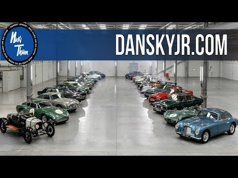 EXCLUSIVE: ASTON MARTIN COLLECTION TOUR + MOVIE [BEHIND THE SCENES]!