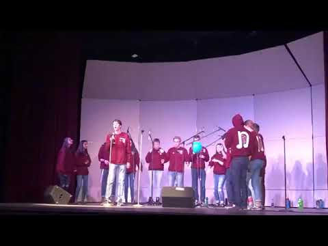 Thunderclouds A Cappella