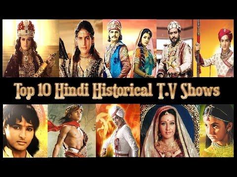 Top 10 Hindi Historical T.V Shows streaming vf