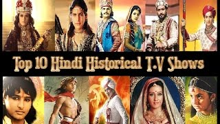 Video Top 10 Hindi Historical T.V Shows download MP3, 3GP, MP4, WEBM, AVI, FLV September 2017