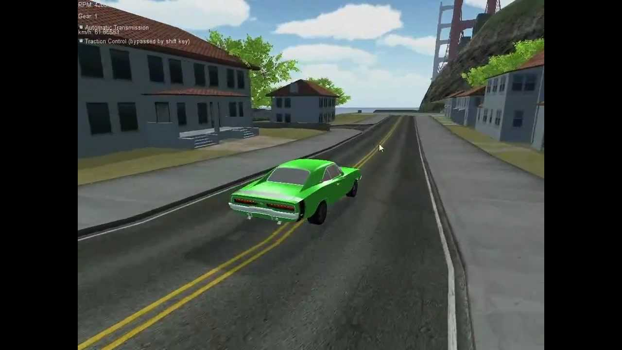 GTA SanAndreas Unity 3D by Diman_98 demo testing