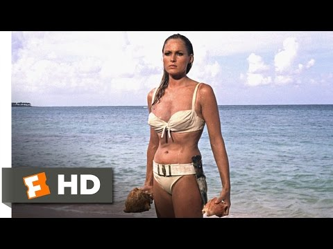 Dr. No (4/8) Movie CLIP - The Beautiful Honey Ryder (1962) HD