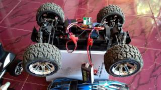 NQD Land Buster upgrade Brushless Motor full Propo