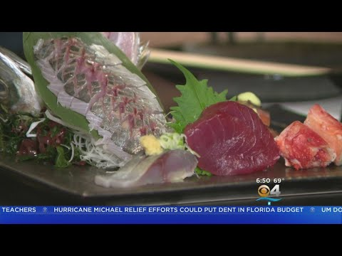 Taste Of The Town: Vagabond Sushi Bar And Market Brings Authentic Japanese Flavors To South Florida