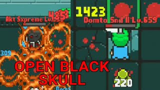 Rucoy Online: Opening Black Skull and Killing Top EXP BR Domto Snd Il (very op)
