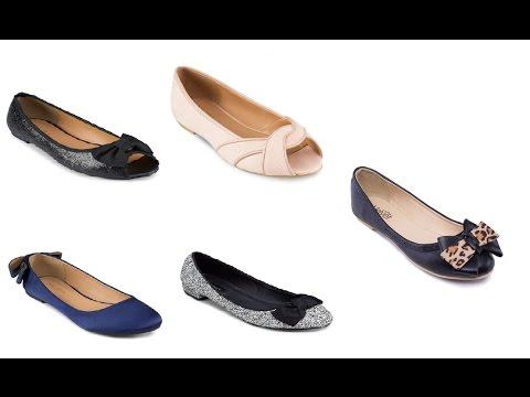 a62355530  أحذية باليرينا..أنيقة ومريحة - YouTube