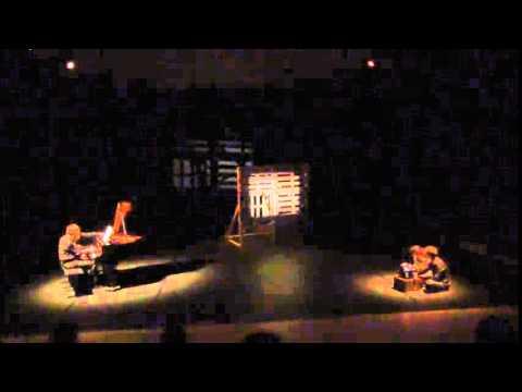 Stravinski - Petrouchka - 4 Mains Piano + Super 8