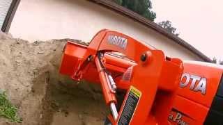 Kubota Tractor BX70 Series MB Tractor