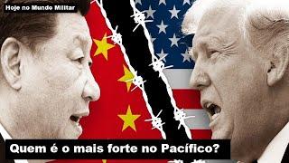 Quem é o mais forte no Pacífico?