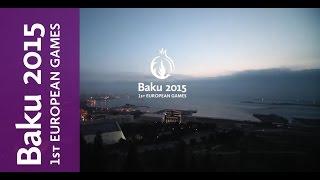 New promo video of Baku 2015 European Games | Baku 2015