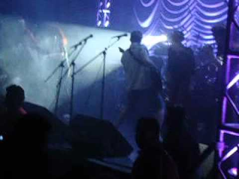 diablo swing orchestra - lucy fears the morning star - circo volador mexico 2012