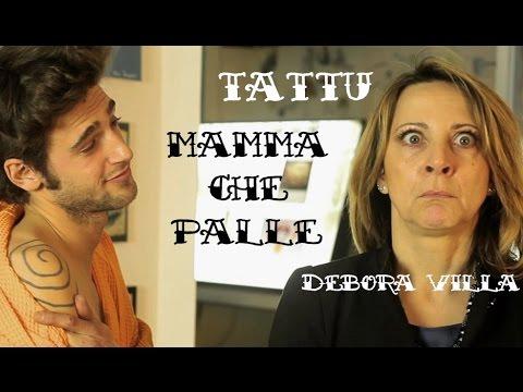 TATTU SK03 - MAMMA CHE PALLE