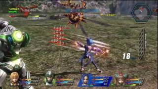 Gameplay 2 (Eng) - Star Ocean: The Last Hope - International (HD) Gameplay!!!