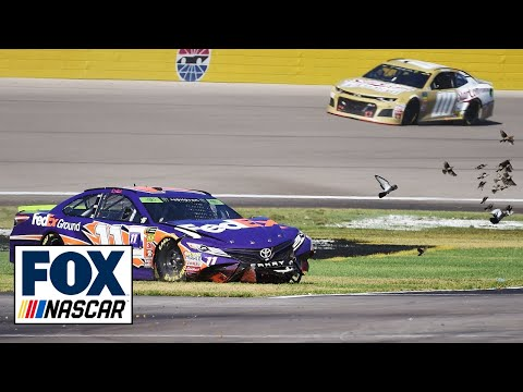 "Radioactive: Las Vegas - ""I (expletive) hate sucking!"" | NASCAR RACE HUB"