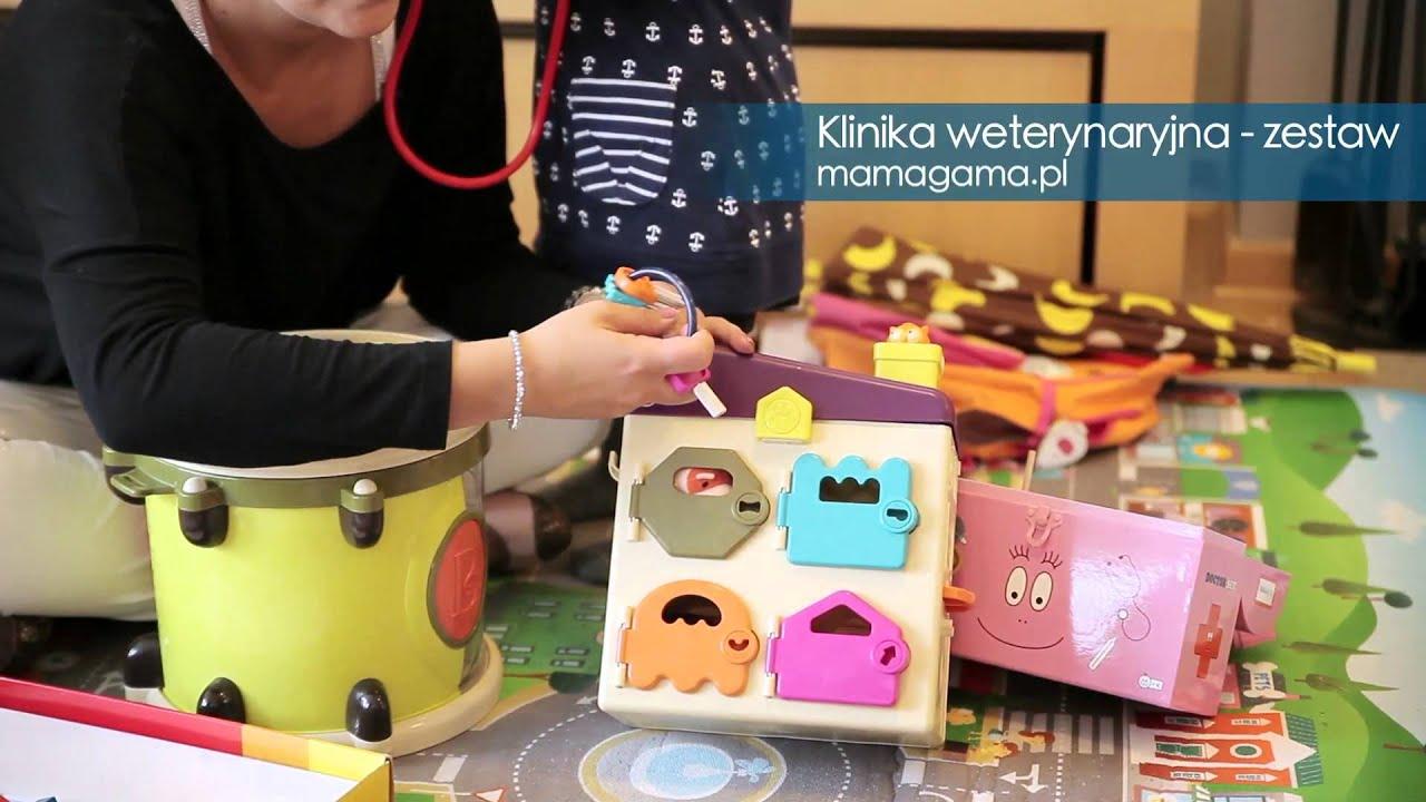Zabawki dla dzieci 3 4 latka  Gadki Matki # 27  YouTube -> Kuchnia Dla Dzieci Jak Zrobić