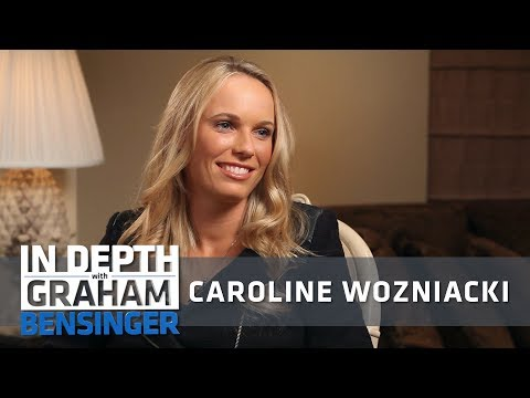 Caroline Wozniacki: How my name is really pronounced