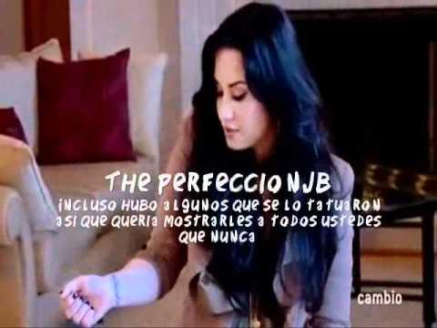 Demi Lovatosignificado De Su Tatuaje En Cambiocom Subtitulado En