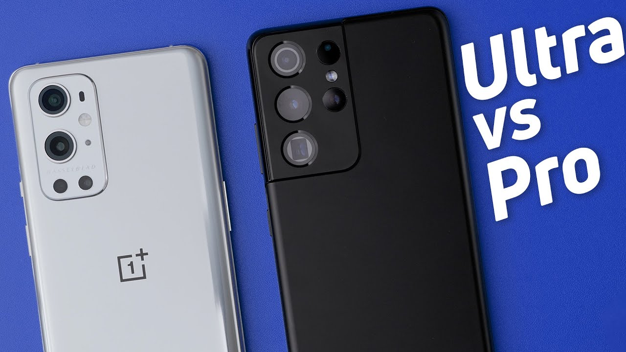 OnePlus 9 Pro vs Samsung Galaxy S21 Ultra: Can you tell the difference?