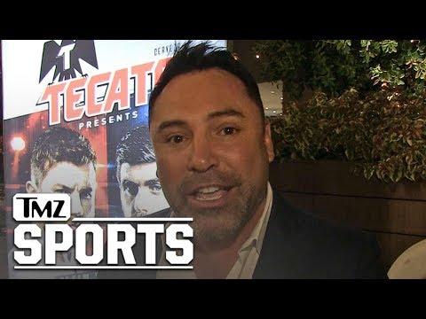 Oscar De La Hoya Says He Wants to Promote Nick Diaz | TMZ Sports