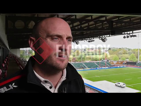 Allianz Park transforms its pitch for a temporary event - An interview with Richard Gregg