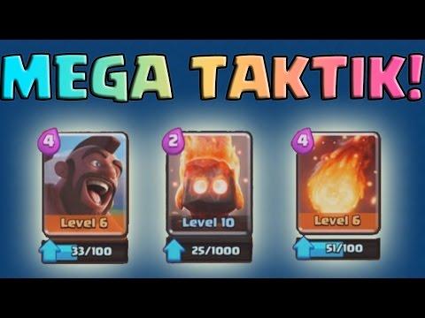 MEGA TAKTIK!    CLASH ROYALE [Android iOS PC]