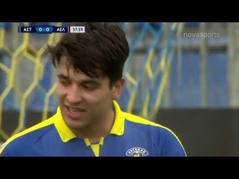 Asteras Tripolis AEL Larissa Goals And Highlights